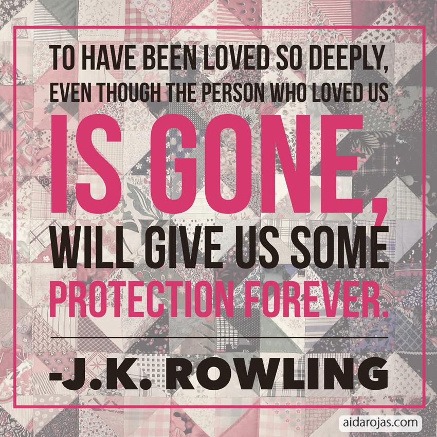 Loved Deeply