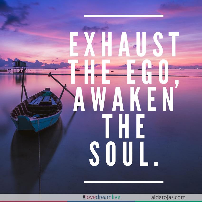 exhaust ego