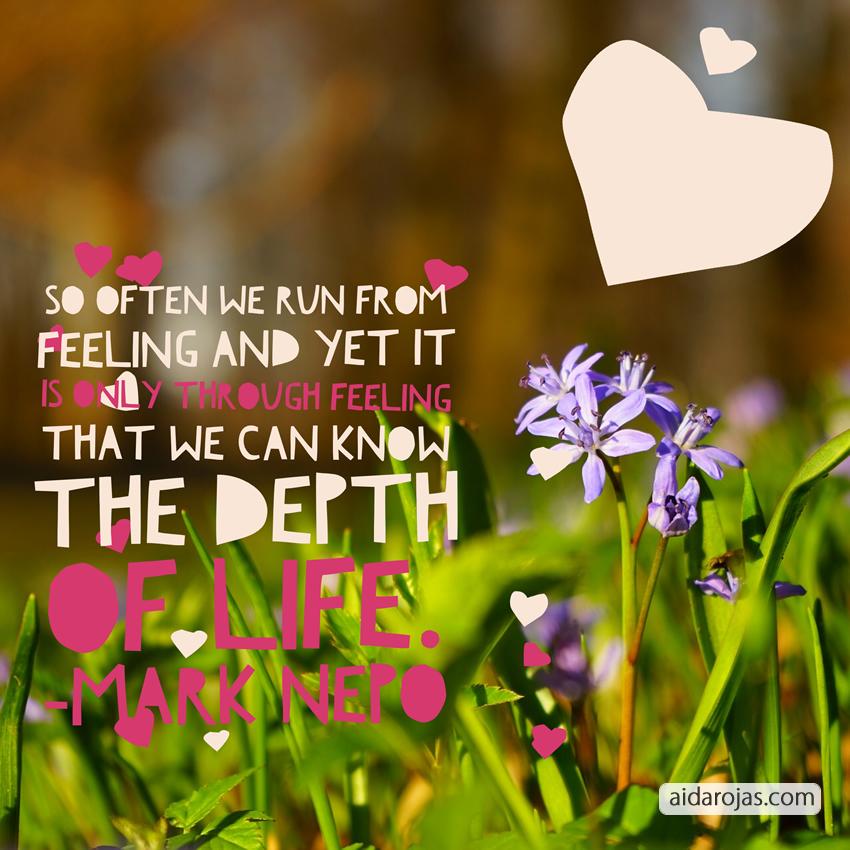 Run From Feelings