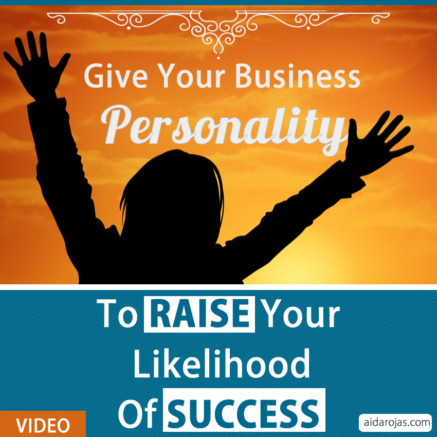 Give Your Business Personality & Succeed ( Uber / AirBnB )