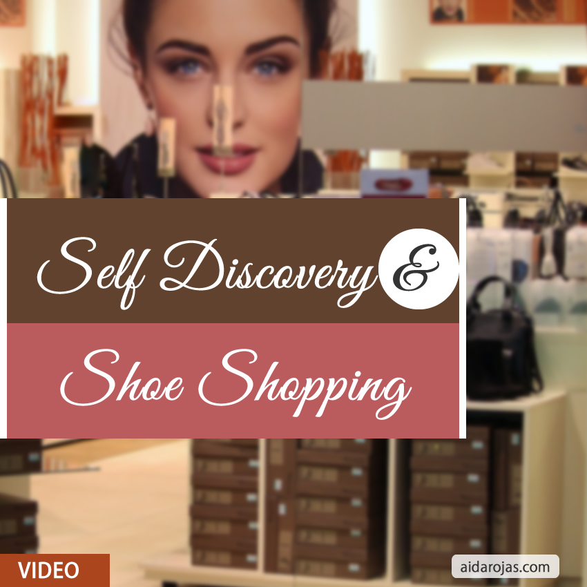 Self-Discovery and Shoe Shopping, Inside The Experience