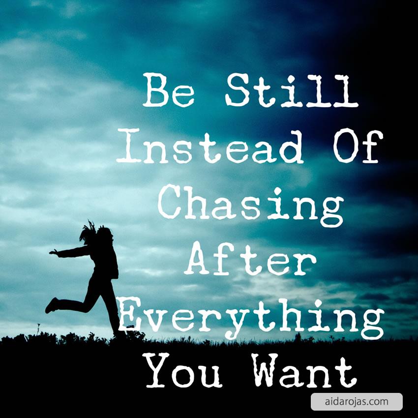 still chase-ar
